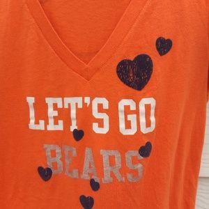 VS PINK Chicago Bears shirt cute!